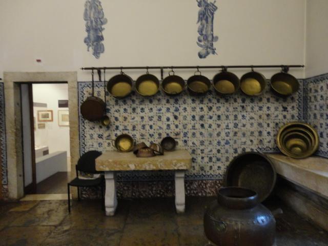 Cozinha do Palacio Pimenta