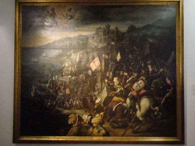 Quadro da Conquista de Lisboa
