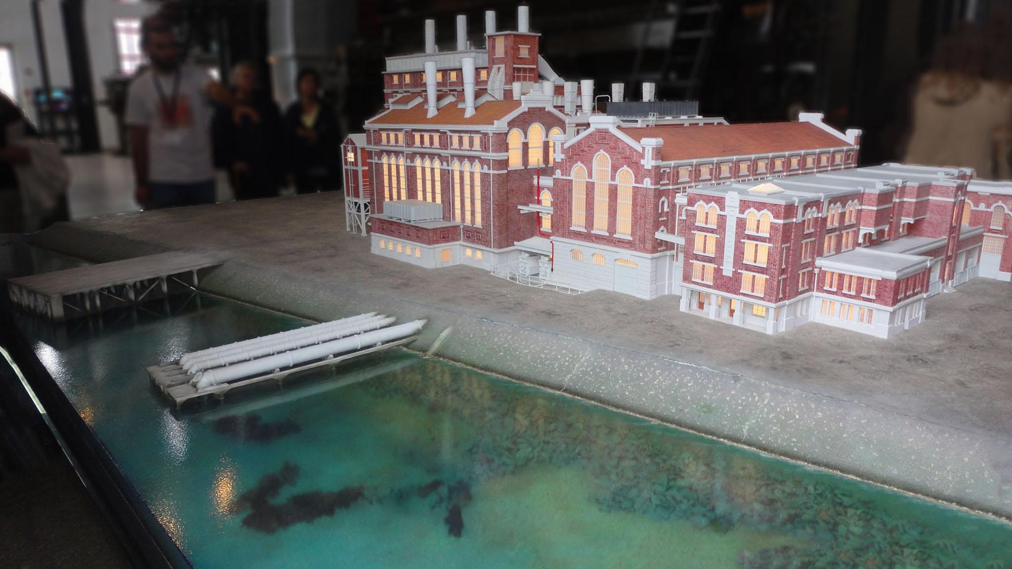 Museu da Eletricidade mostra produção de energia elétrica