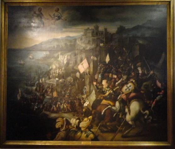 Museu de Lisboa relembrou conquista da cidade em 1147
