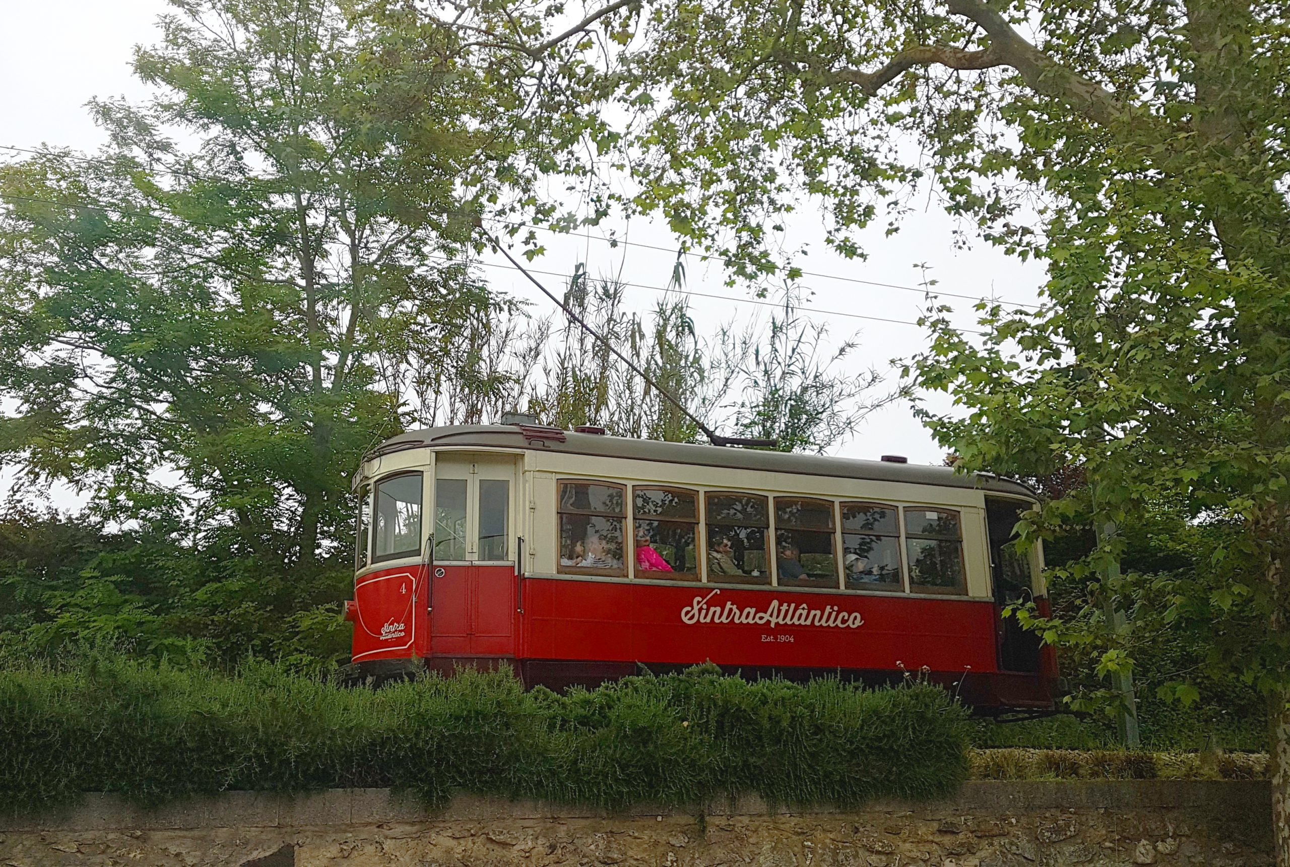 Elétrico de Sintra comemora 112 anos