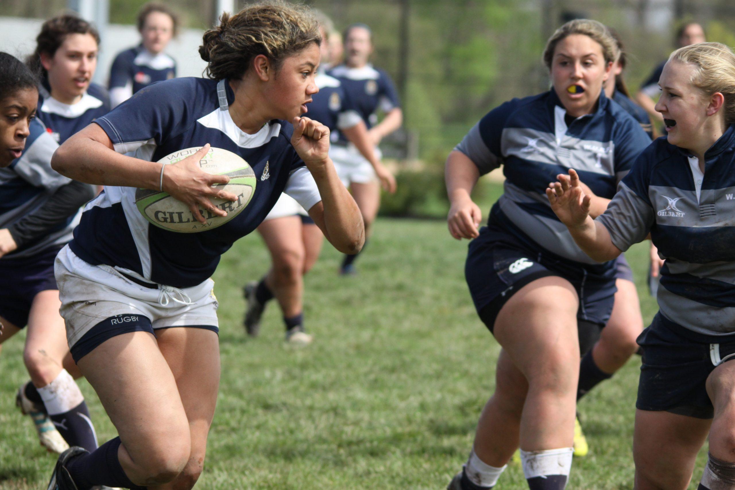 O Rugby não é só para homens