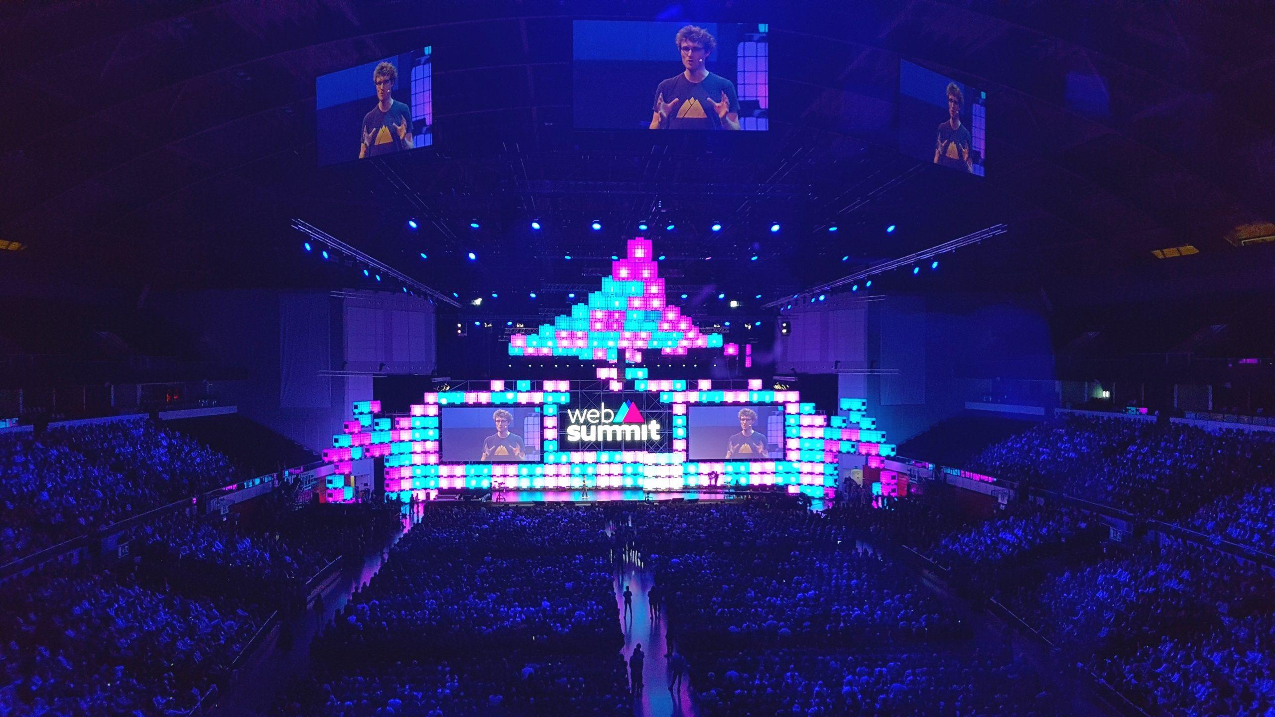 Quer ir à Web Summit 2018? Comece já a planear!