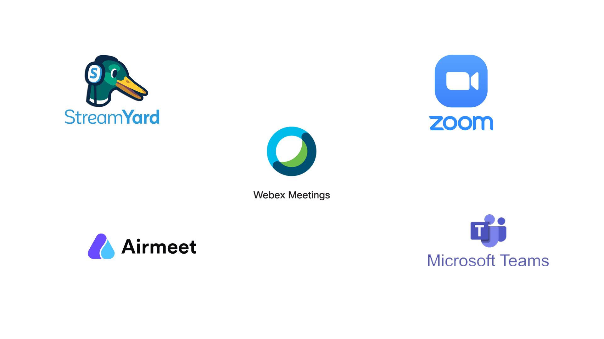 Online Events Platforms