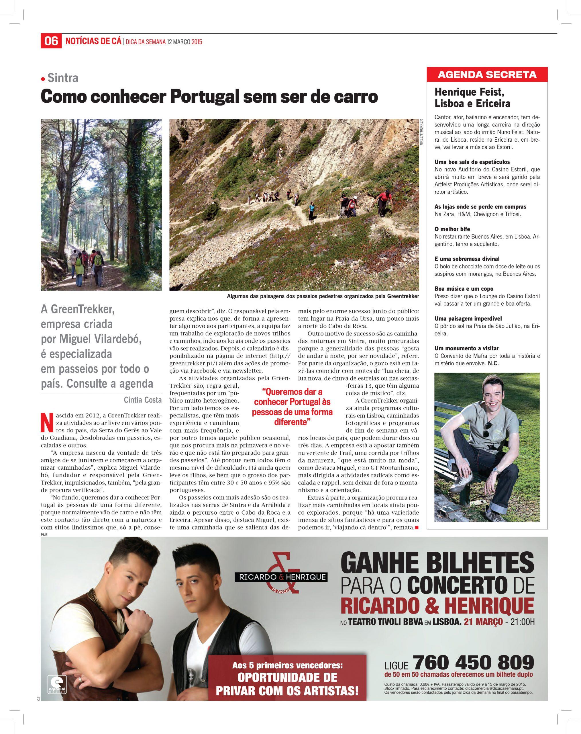 Como conhecer Portugal sem ser de carro
