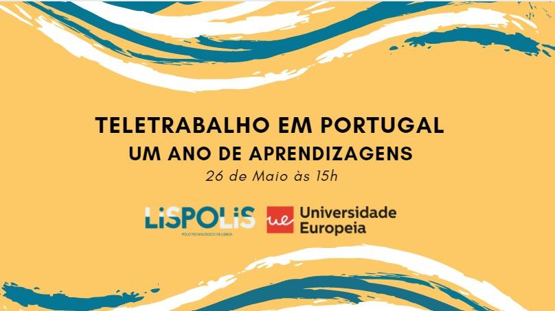 Teletrabalho em Portugal